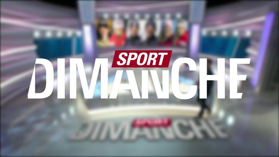 Sport Dimanche - 28.02.2021 [RTS]