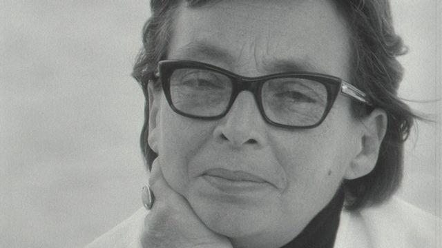 Marguerite Duras en 1967. [RTS]