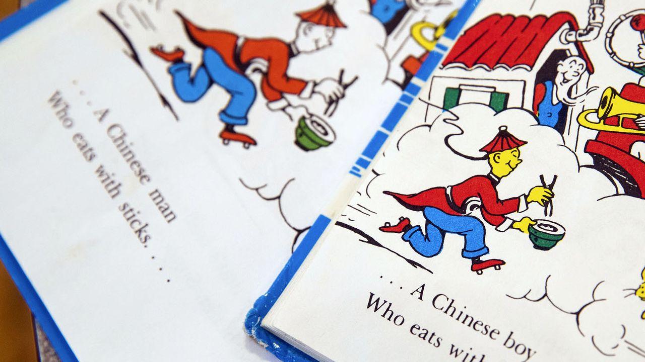 L'univers de Dr. Seuss est accusé de véhiculer des clichés sur différentes communautés ethniques. [Christopher Dolan - The Times-Tribune/AP/Keystone]