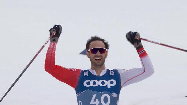 Oberstdorf (GER), 15km messieurs: Holund (NOR) gagne, Bolshunov (RSF) craque [RTS]