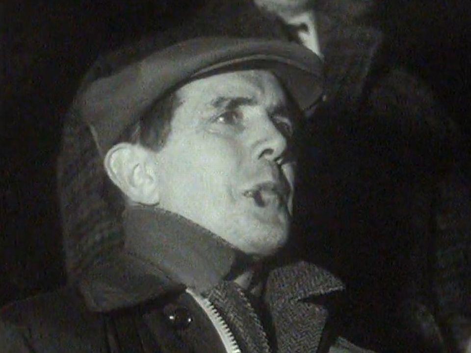 Rencontre en 1961 avec le peintre Albert Chavaz.