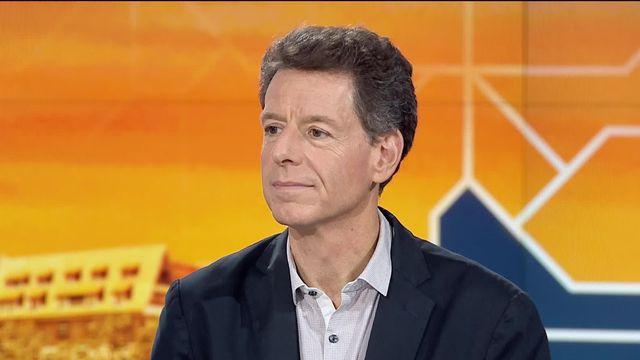 Pascal Sciarini, docteur en science politique et professeur à l'Université de Genève, analyse le résultat fulgurant des Verts [RTS]