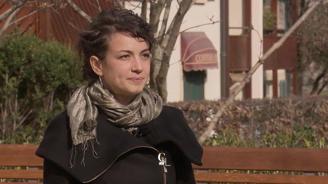 Entretien avec  Myriam Perret, cheffe projet prix Wakker, Patrimoine suisse [RTS]
