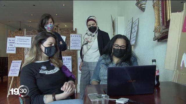 L'initiative dite anti-burqa a souligné une division parmi les femmes [RTS]
