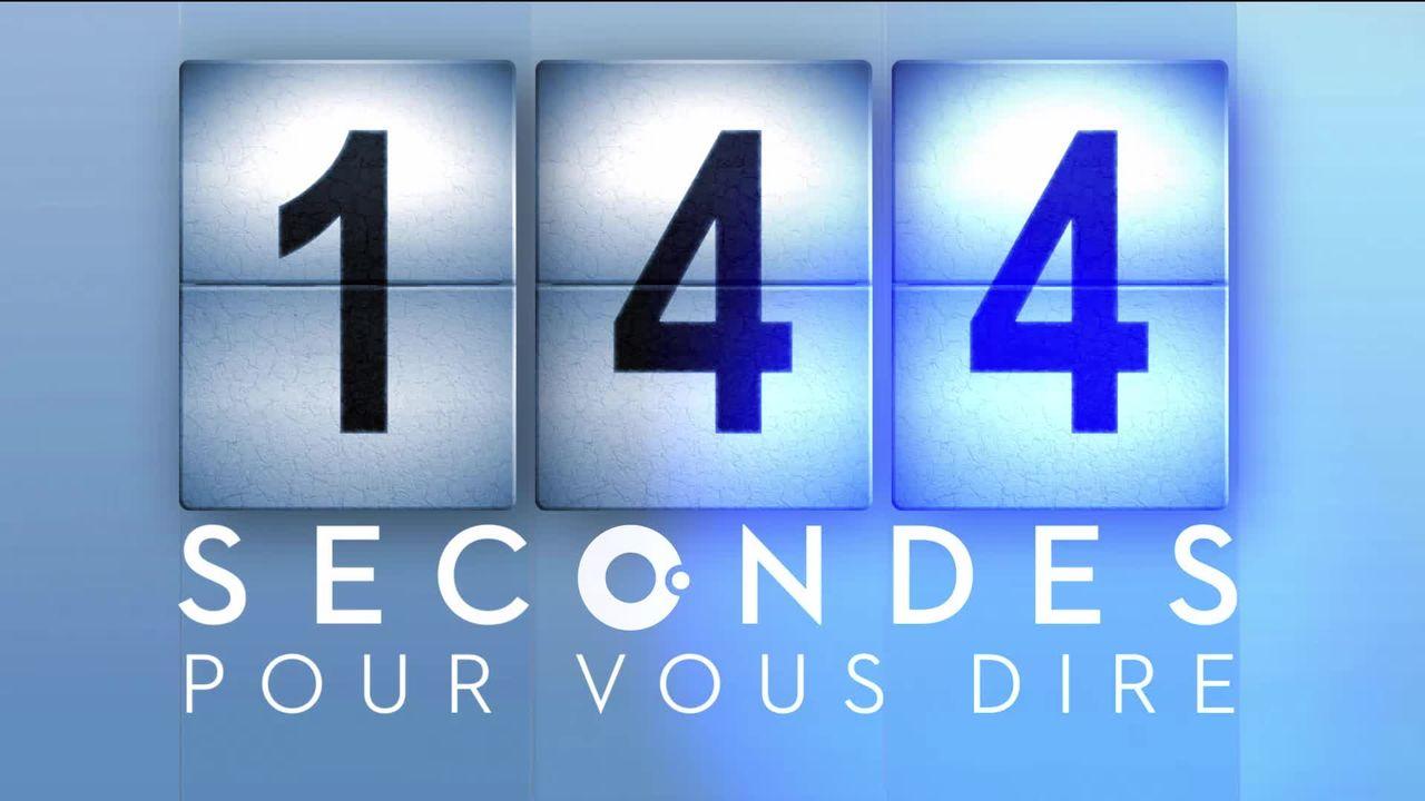 Pour la dernière fois, on nous dit tout en 144 secondes. [RTS]