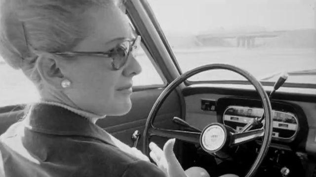 La première leçon de conduite, Madame TV 1968. [RTS]