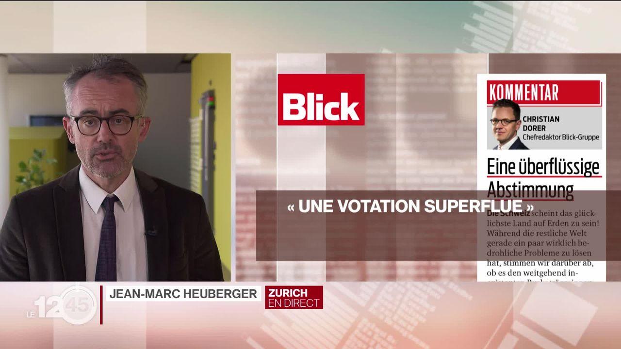 Synthèse des analyses de presse au lendemain des votations et élections du 7 mars, par Jean-Marc Heuberger [RTS]