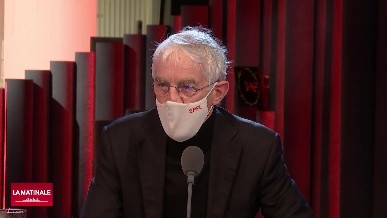 L'invité de La Matinale - Martin vetterli, président de l'EPFL [RTS]