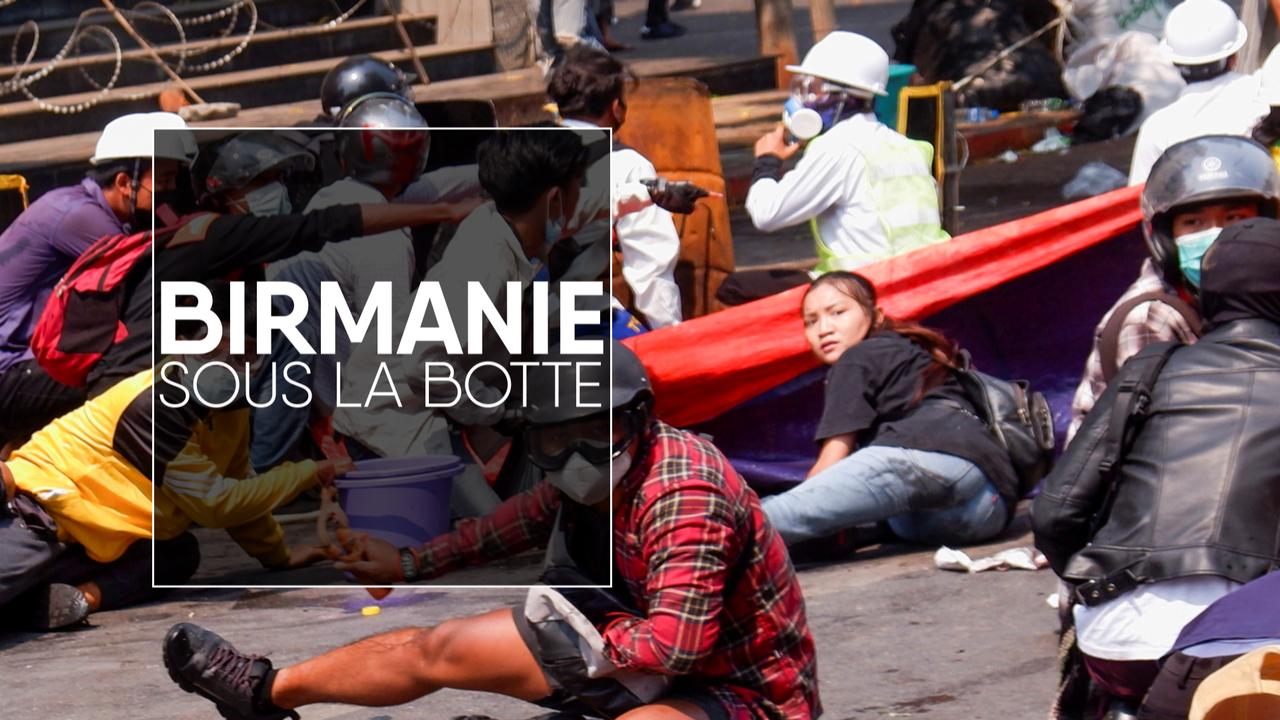 Géopolitis: Birmanie, sous la botte  [Stringer - REUTERS]