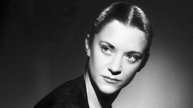 Maria Casarès en 1947. [STUDIO HARCOURT / MINISTERE DE LA CULTURE / Rmn-Grand Palais via AFP - AFP]