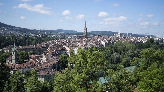 La vieille-ville de Berne. [Peter Schneider - KEYSTONE]
