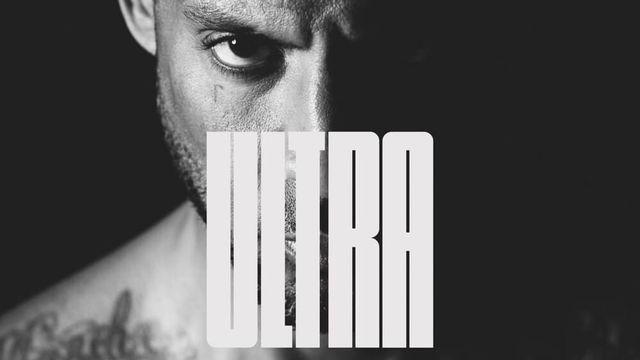 """La pochette de """"Ultra"""", le 10e album de Booba. Tallac Records [Tallac Records]"""