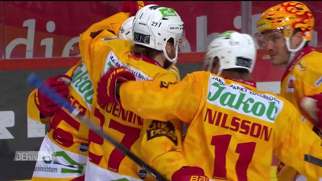 National League, 48e journée: Berne - Langnau (4-3) [RTS]