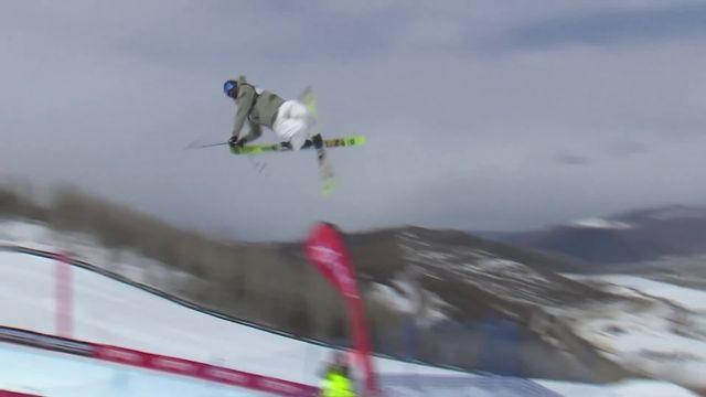 Aspen (USA), Slopestyle, finale messieurs: Andri Ragettli (SUI) est champion du monde ! [RTS]