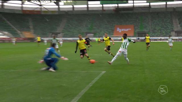25e journée, St-Gall - Young Boys (2-2): les meilleurs moments de la rencontre [RTS]