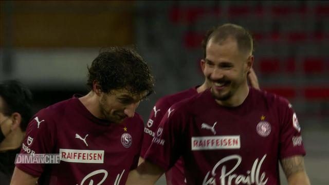 Football: Super League, retour sur Sion - Servette [RTS]
