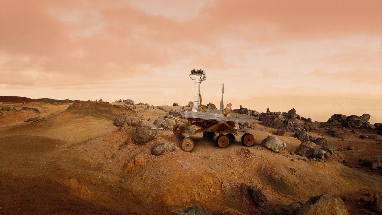 Qu'entend-on sur la planète Mars ? [depositphoto - jamesgroup]