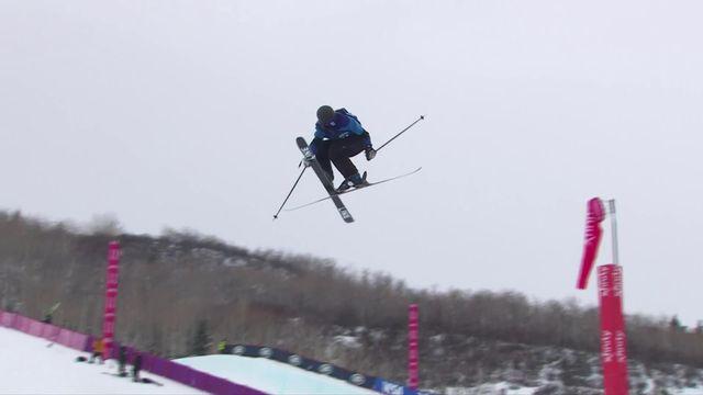 Aspen (USA), Big Air freeski messieurs: Kim Gubser (SUI) termine au 11e rang [RTS]