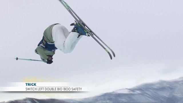 Aspen (USA), Big Air freeski messieurs: pas de podium pour Ragettli (SUI) qui termine 5e [RTS]