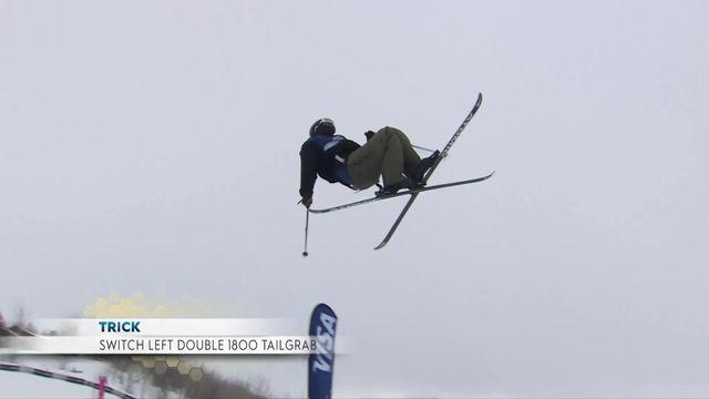 Aspen (USA), Big Air freeski messieurs: Oliwer Magnusson (SWE) s'impose ! [RTS]