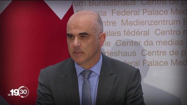 16 mars 2020: retour sur les heures qui ont fait basculer la Suisse dans une situation exceptionnelle. [RTS]