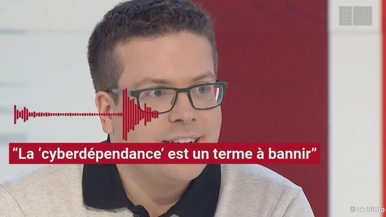 Niels-Weber-cyberdependance [RTS]