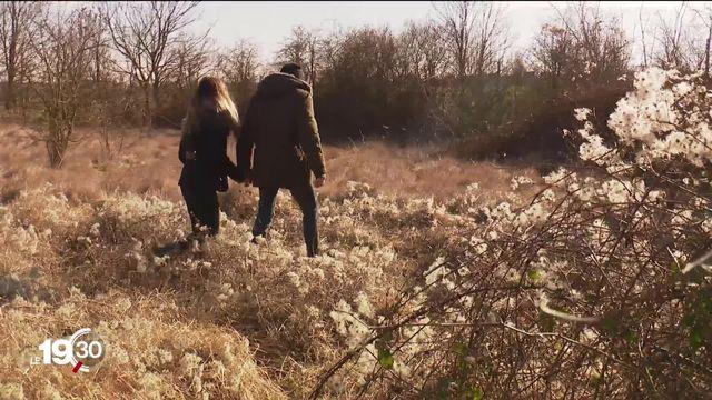 Les nouveaux couples racontent leur amours au temps du Covid. [RTS]