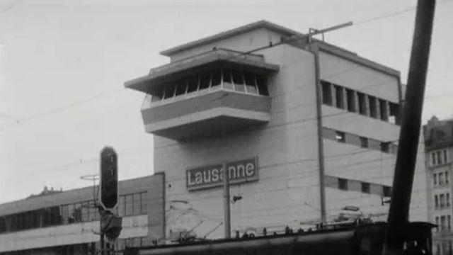 Gare Lausanne [RTS]