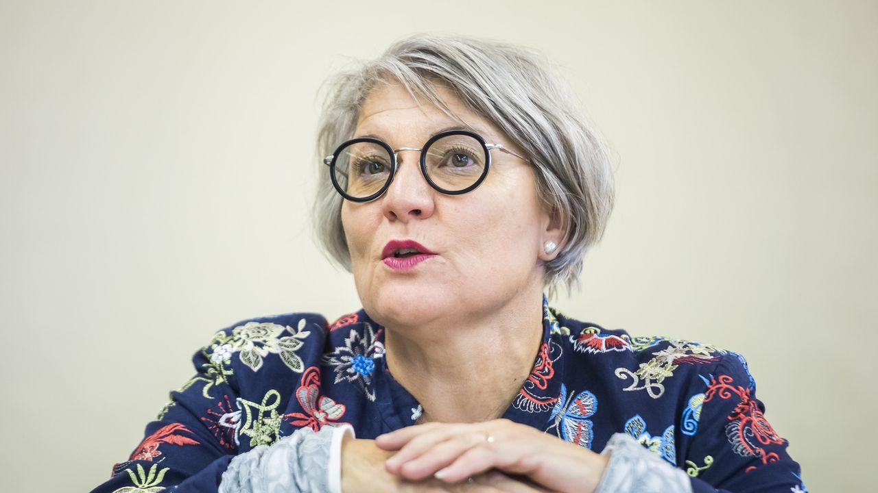 Il n'y aura peut-être plus de femme au Conseil d'Etat neuchâtelois après le départ de Monika Maire-Hefti. [Jean-Christophe Bott - Keystone]