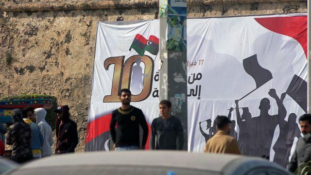 La Libye a vécu sa révolution il y a dix ans. [Maurine Mercier - RTS]