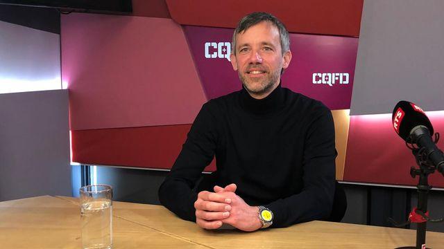 Mikaël Pittet, professeur au Département de pathologie et immunologie de l'Université de Genève (Unige) et titulaire de la chaire Fondation ISREC en immuno-oncologie. RTS [RTS]