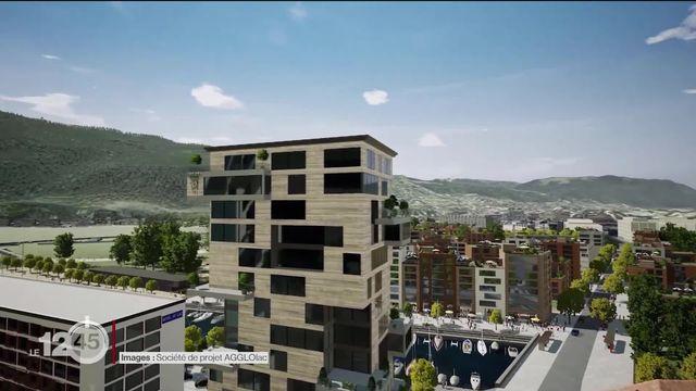 Le projet de nouveau quartier résidentiel au bord du lac de Bienne ne verra pas le jour [RTS]