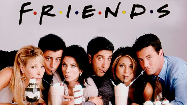"""The """"Friends"""" television series.  [Warner / ChristopheL Collection - AFP]"""