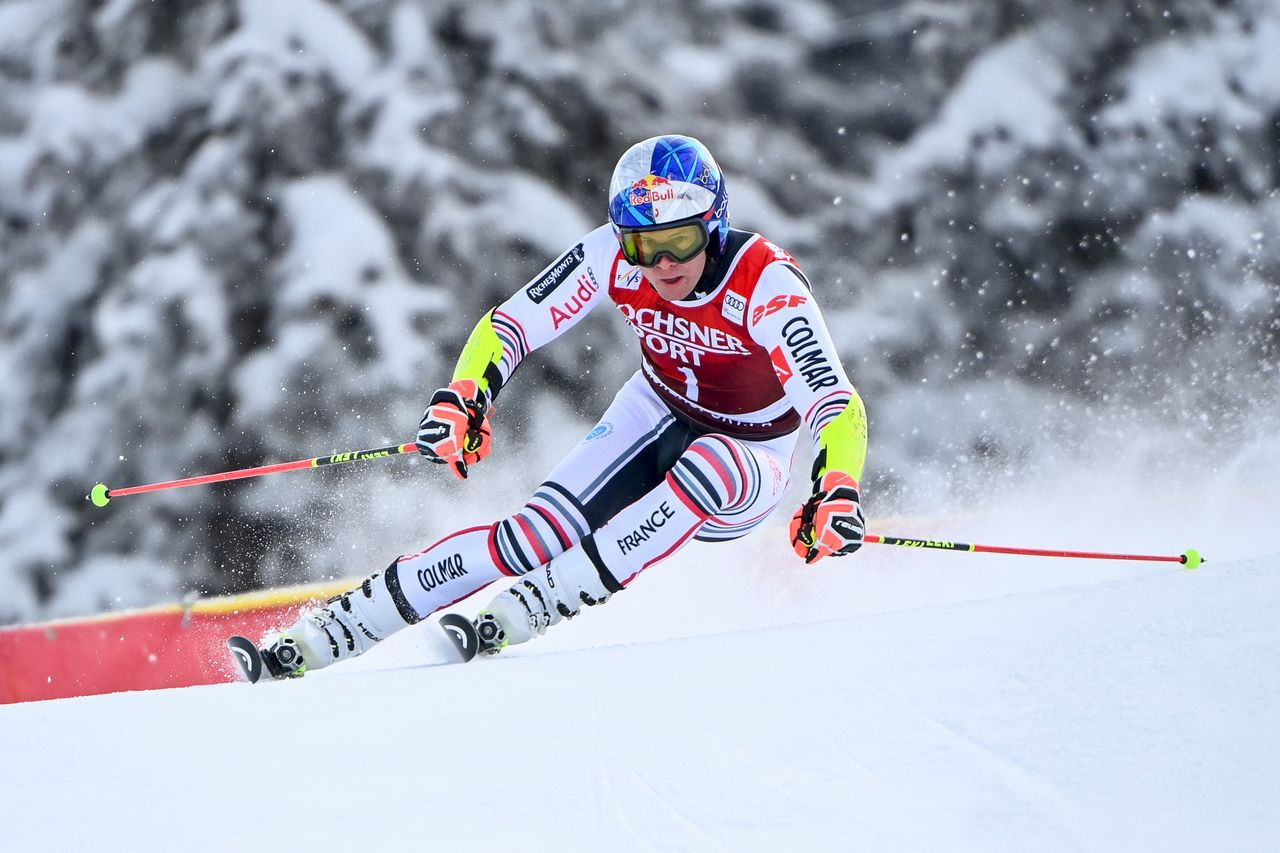 Ski: Marco Odermatt in retreat, Alexis Pinturault does double whammy – rts.ch