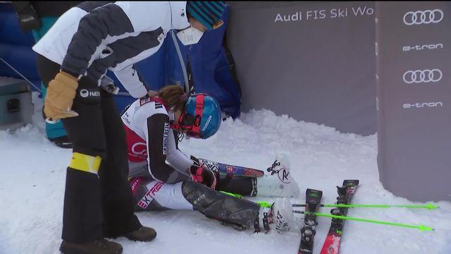Lenzerheide (SUI), finales slalom dames: Petra Vlhova (SVK) s'offre le général de la Coupe du monde ! [RTS]