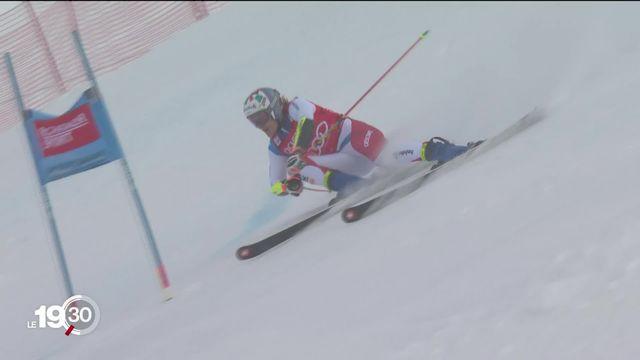 Ski alpin: Pinturault vainqueur du classement général de la Coupe du monde, Odermatt termine 2e. [RTS]