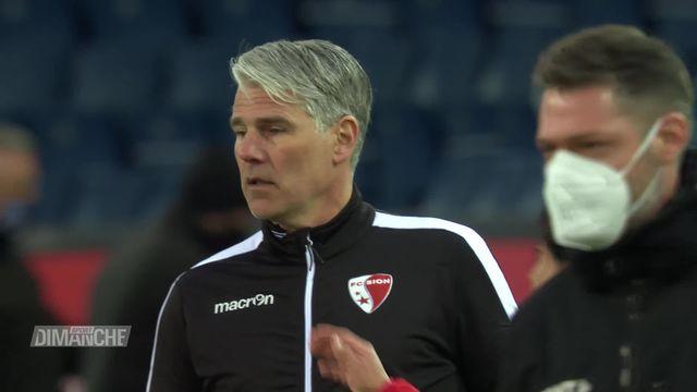Football, Super League: Lucerne - Sion (1-1) [RTS]