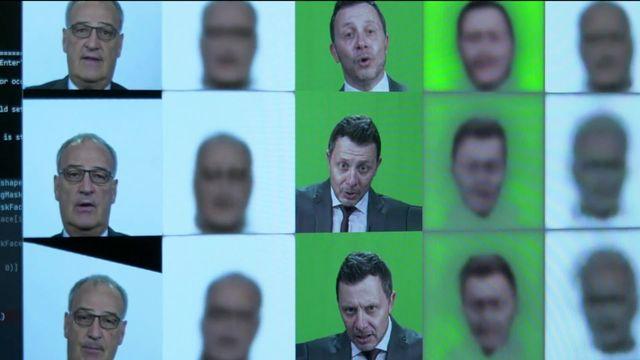 Les « Deepfakes » font des ravages [RTS]