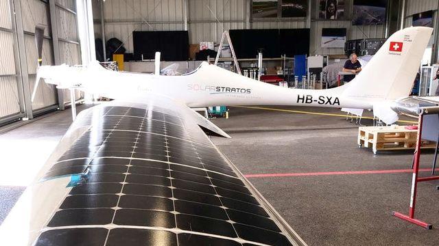 Aviation et durabilité: quelles perspectives pour l'aviation Solaire? [© Solarstratos]