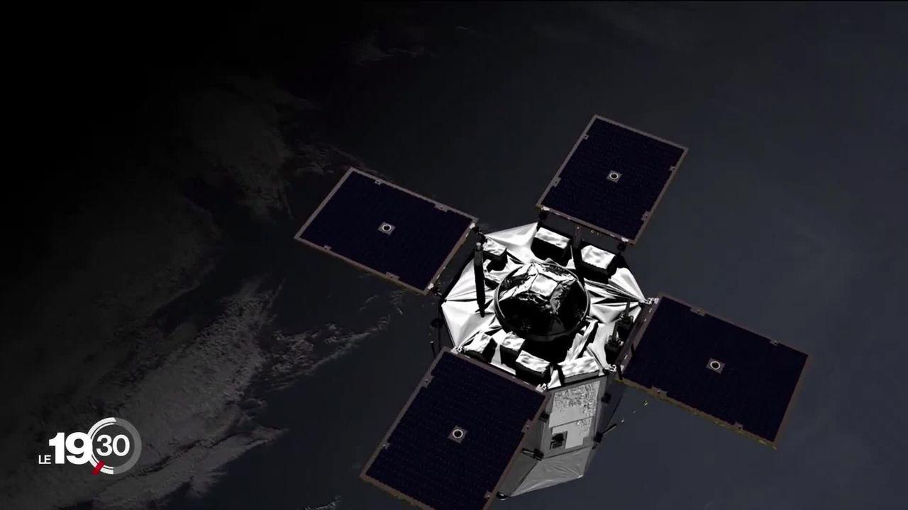 La Suisse accède à un satellite espion français. Le Conseil des Etats a dit oui, malgré les critiques du contrôle des finances [RTS]