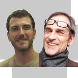 Plinio Maroni et Didier Perret