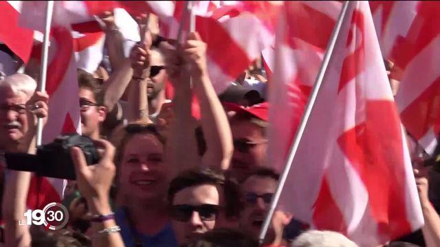 Moutier vote le 28 mars sur son appartenance cantonale, quatre ans après un premier vote invalidé. [RTS]