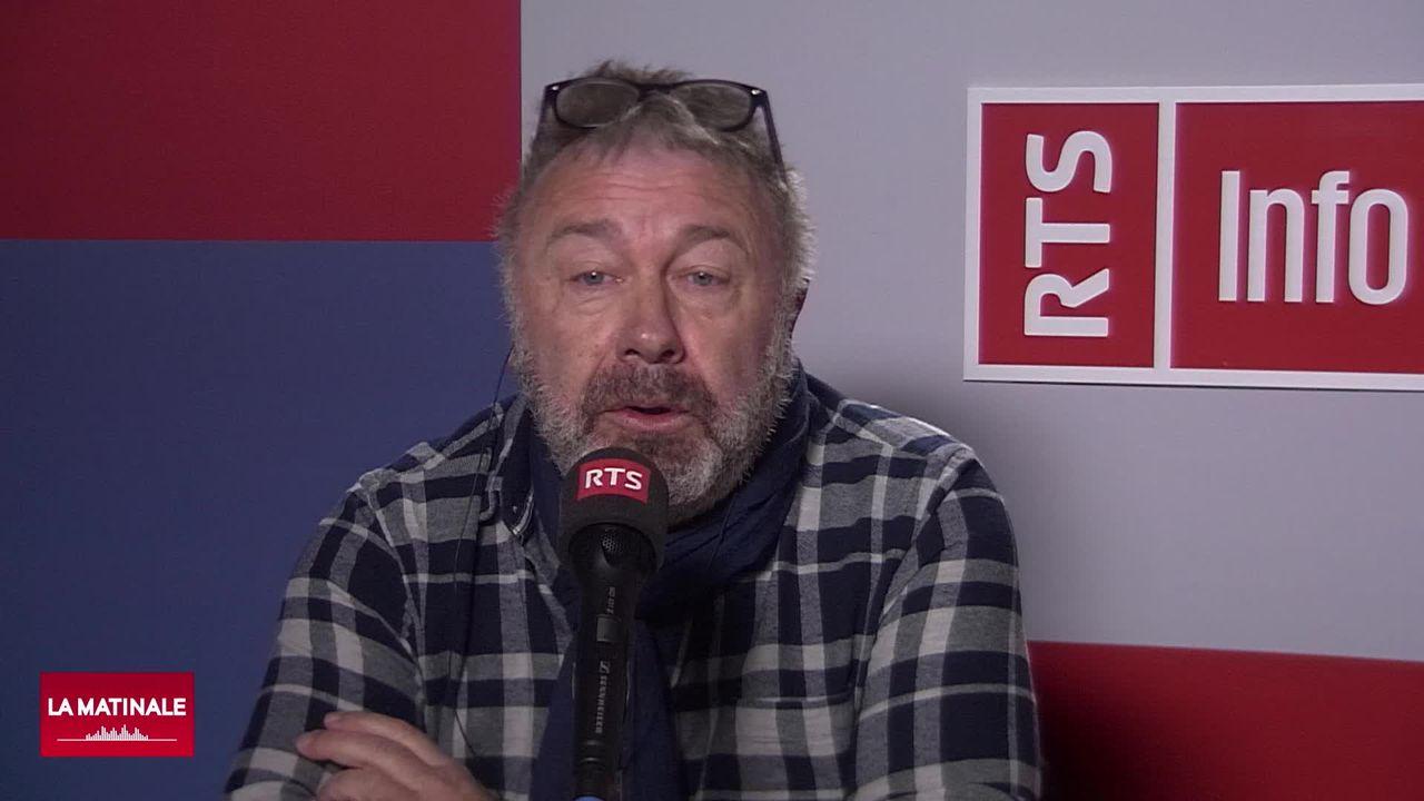 L'invité de La Matinale (vidéo) - Jean-Luc Barbezat, humoriste [RTS]