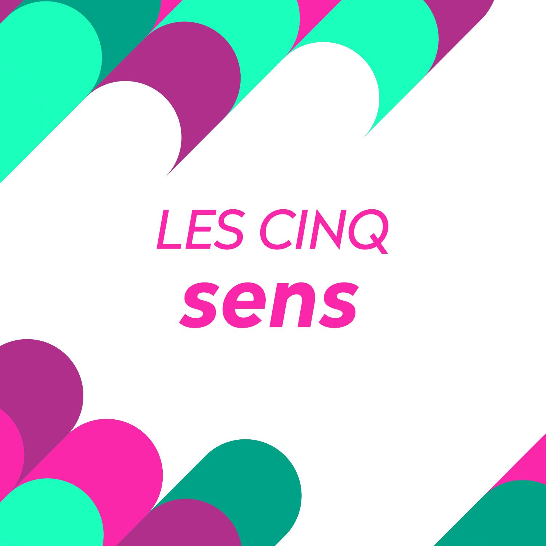 Logo podcast - Les cinq sens [RTS - RTS]