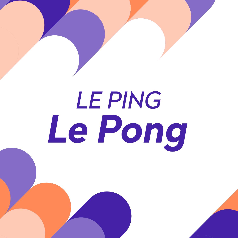 Logo podcast - Le Ping Le Pong [RTS - RTS]