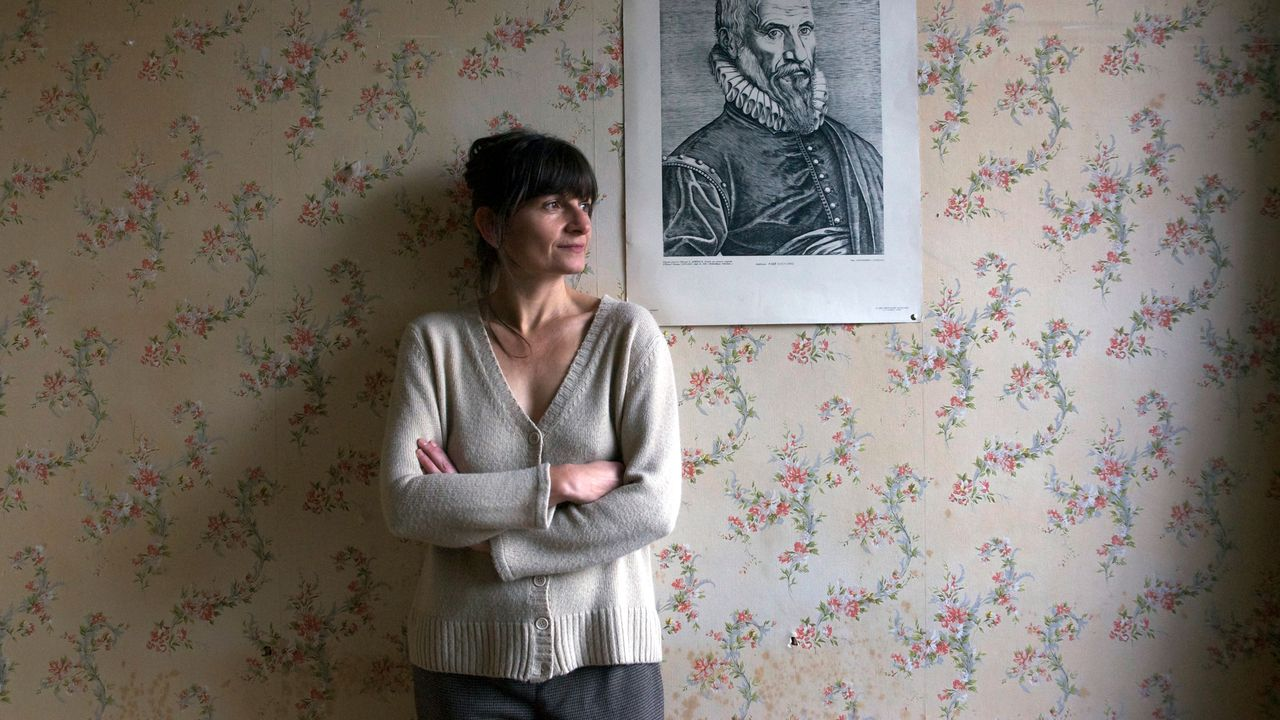 Perrine Le Querrec. [Isabelle Vaillant]