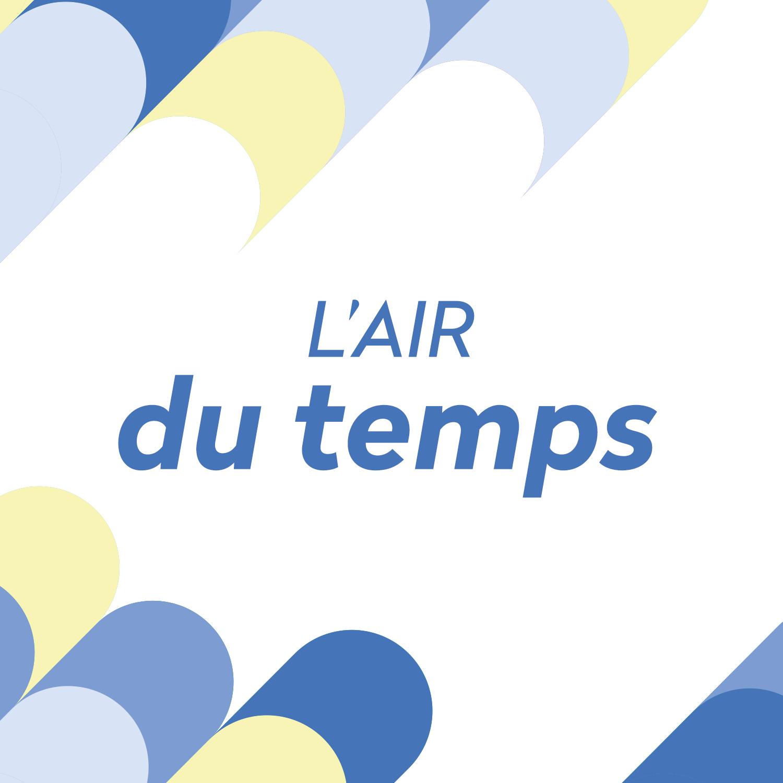 Logo podcast - L'air du temps [RTS - RTS]