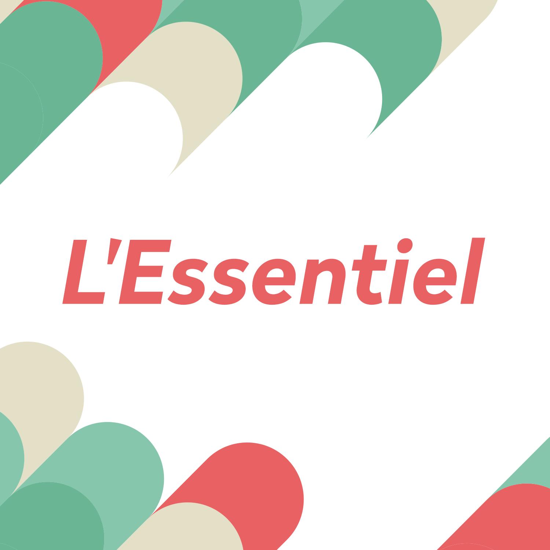 Logo podcast - L'essentiel [RTS - RTS]