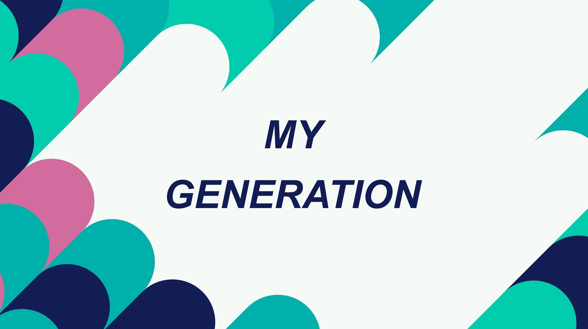 Logo My Generation [RTS]