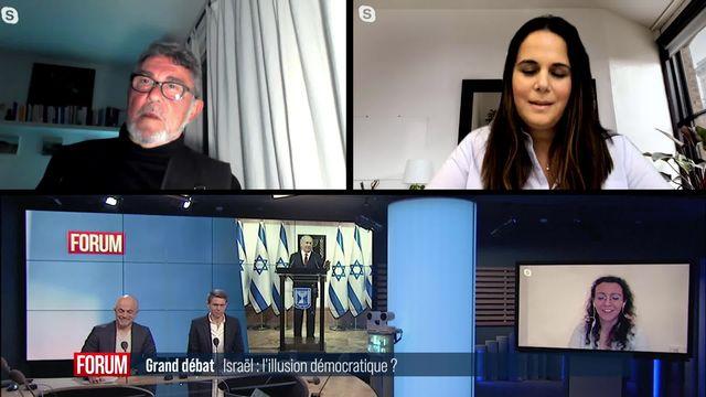 Le grand débat - Israël, l'illusion démocratique? [RTS]